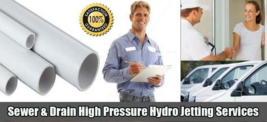 A Plus Sewer & Water, Inc Hydro Jetting