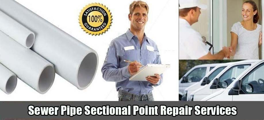 A Plus Sewer & Water, Inc Sectional Point Repair